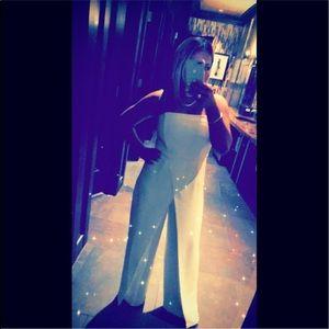 White House Black Market Pants - One piece romper suit